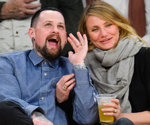 Whoa! Benji Madden Gets Cameron Diaz's Name Tattooed on His Chest