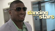 Michael Sam -- I Just Signed!!!  With 'Dancing with the Stars'