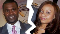 NBA's Stephen Jackson -- I'm Still Bangin' My Estranged Wife ... So Call Off Divorce!
