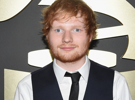 "Video: Ed Sheeran Puts His Soulful Spin on Christina Aguilera's ""Dirrty"""