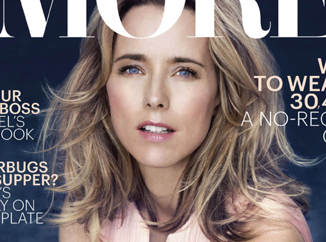 "Tea Leoni Talks Aging in Hollywood, Says Sometimes She Wants To ""Throttle"" David Duchovny!"