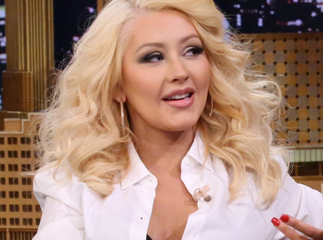 Christina Aguilera's Impression of Britney Spears is Spot On -- See the Funny Clip!