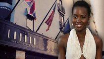 Lupita Nyong'o's Stolen Dress ... Surveillance Cams So Bad ... Ray Rice Could Have Skated