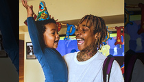 Wiz Khalifa -- Gotcha Amber! I Just Threw a Birthday Bash for Sebastian