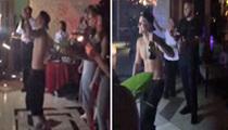 Justin Bieber -- Poppin' Bottles For 21st Birthday