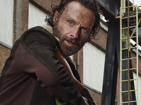 "Rick Grimes Shaves! See ""The Walking Dead"" Star Andrew Lincoln's Makeover"
