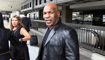 Mike Tyson -- I'm a Big Ronda Rousey Fan!