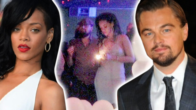 rihanna and leonardo dicaprio relationship with kate