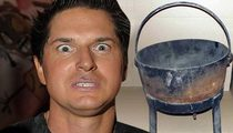 'Ghost Adventures' Zak Bagans -- Snatches Pot the Real 'Psycho' Used to Collect Body Parts
