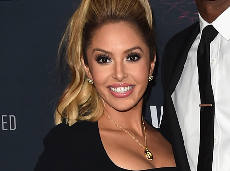 Vanessa Bryant Debuts Bright Pink 'Do -- Like The Look?