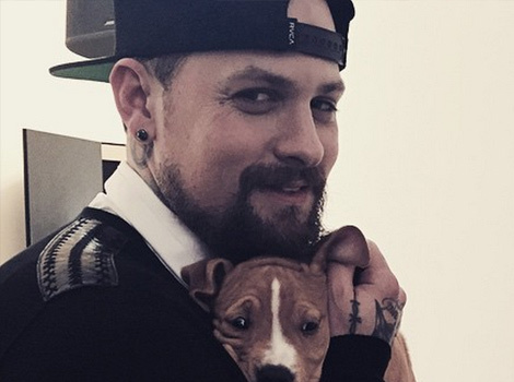 "Benji Madden Sends ""Bae"" Cameron Diaz a Special Message From the Road"