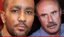 Nick Gordon -- Checks into Rehab After Dr. Phil Taping