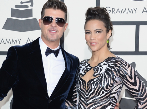 Paula Patton Speaks Out on Robin Thicke Split: It Has Been Challenging