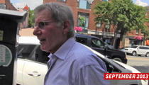Harrison Ford -- Prescient, Ironic Flying Advice Way Before the Crash (VIDEO)