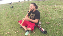 Boxer Keith Thurman -- FLUTE TO KILL