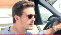 Scott Disick -- Bails on UK Club Gigs at the Last Minute ... Via Twitter