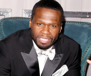 50 Cent's 2-Year-Old Son Lands $700K Modeling Contract -- See His Cute Kid!
