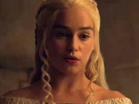 """Dany & Her Dragons Are Coming for the Crown In New """"Game of Thrones"""" Trailer"""