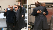 Kanye West & Paul McCartney -- All You Need Is Love (PHOTO)