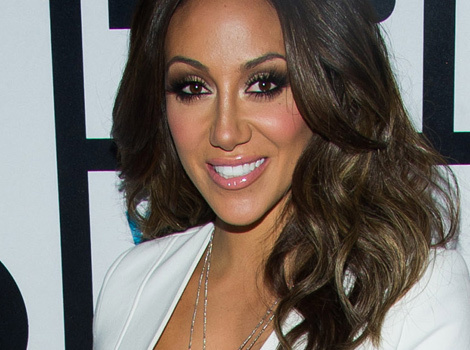 Melissa Gorga Gets Teary-Eyed While Talking About The Giudice Family