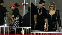 Kylie Jenner & Khloe Kardashian -- Double Date With Guys They Aren't 'Dating' (VIDEO)