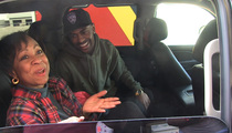 Big Sean -- Please Mama ... Don't Spill the Beans on Ariana Grande!!! (VIDEO)
