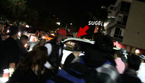 Suge Knight -- Not the First Time He Plowed Through Crowd in Truck