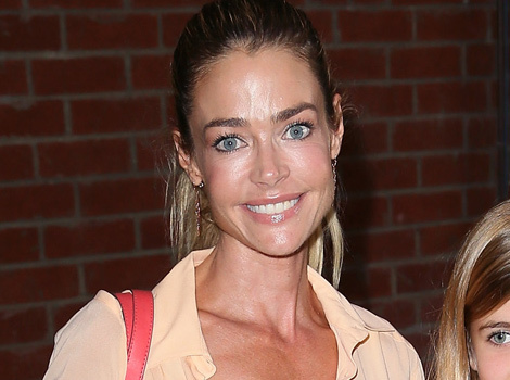 Denise Richards Celebrates Daughter Sam's Birthday With Charlie Sheen