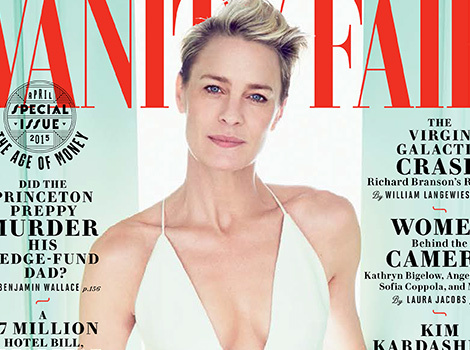 Sounds Like Robin Wright Is Having the Best Sex Ever with Ben Foster