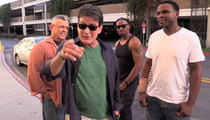 Charlie Sheen -- Chuck Lorre Was Stupid to Diss Me ... Watch Your Back Motherf***er