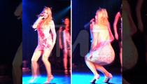 Paris Hilton -- Getting Orgasmic In Vegas