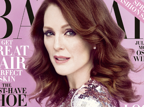 "Julianne Moore Disses Mani-Cam: ""I'm 54 Years Old ... It's Humiliating!"""