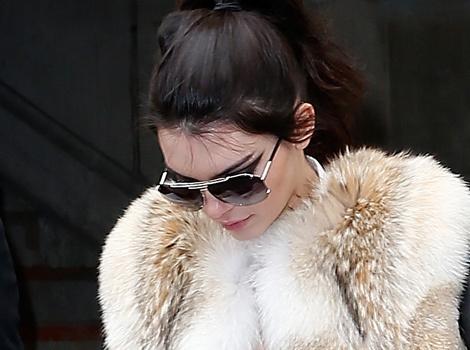 Dueling Designer Duds: Kendall Jenner vs. Chrissy Teigen