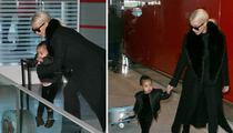 North West -- Sorry, Mom, No Gucci ... I Want 'Frozen'!