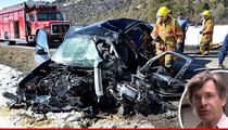 'Revenge of the Nerds' Star Robert Carradine -- Badly Hurt in Gruesome Car Crash