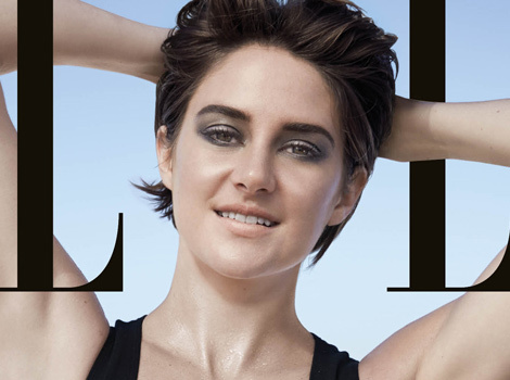 """Shailene Woodley Flaunts Fit Physique -- And Says Her Granny's """"Banging!"""""""