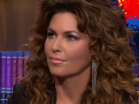 Shania Twain Reveals What She Really Wants to Say to Woman Who Stole Her…