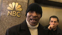Mike Tyson -- Praises Madonna ... I'll Only Make Music For Her