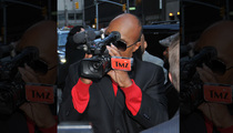 Stevie Wonder -- For Once in My Life ... I'm a TMZ Photog!