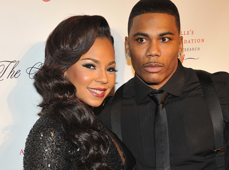 Ashanti Opens Up About Split From Nelly, Says It Came Down To Trust!
