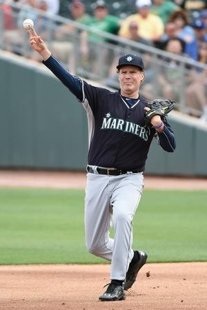 Will Ferrell -- MLB Spring Training