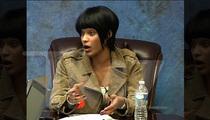 'Love & Hip Hop: Atlanta' Joseline Hernandez -- Fish and Fat People Don't Talk to Tabloids