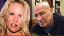 Pam Anderson -- Sam Simon's $800K Gift Enrages Family ... Barred from Private Funeral