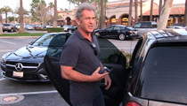 Mel Gibson -- I'd Be Harrison Ford's Wingman Any Day (VIDEO)