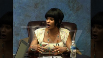 'Love & Hip Hop: Atlanta' Star Joseline Hernandez -- Fight With Althea? What Fight With Althea? (VIDEO)