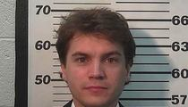 Emile Hirsch -- Preppiest Mug Shot Ever