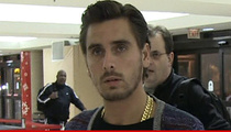 Scott Disick -- Seeking Sobriety By Tripping His Face Off with Shamans