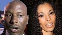 Tyrese -- My Ex May Kidnap Our Kid to Israel -- She's a Satan-yahu!