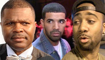 Drake -- I Hate My Movie ... But There's No Beef with J. Prince and Jas