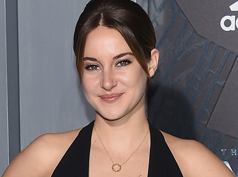 """Shailene Woodley Shows Serious Skin at """"Insurgent"""" Premiere"""